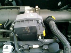 سنسور دریچه گاز برقی 206